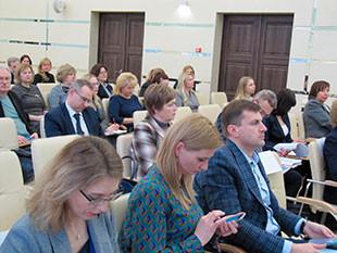 Расширенное заседание общественно-консультативного совета по аудиторской  деятельности при Министерстве финансов Республики Беларусь по вопросам  организации внешнего контроля качества работы аудиторских организаций