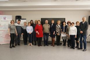 Встреча аудиторов Брестской области Республики Беларусь с руководством Аудиторской палаты